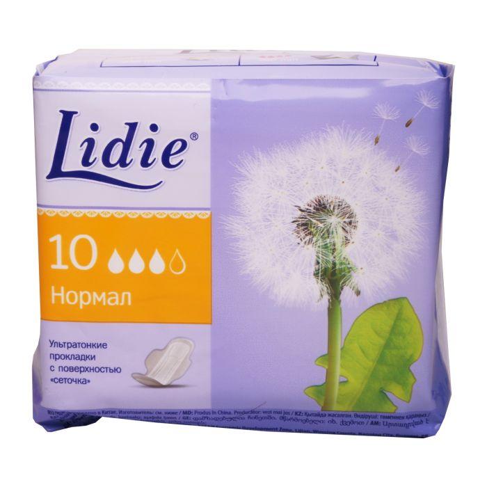 Прокладки Lidie Нормал 10шт