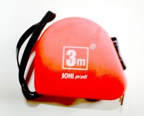 Рулетка 3м JOHI. Фото 2