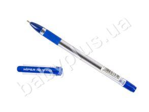 Ручка масляна синя Hiper PT-111. Фото 2