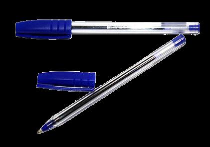 Ручка синя Hiper Accord HО-500
