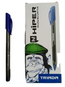Ручка синя Hiper TRIADA HG-205. Фото 2