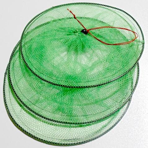 Садок рибацький сітка