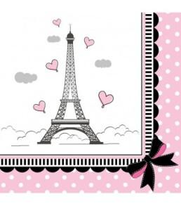 Серветки Париж F-151513. Фото 2