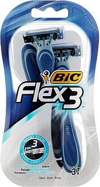 Станки для бриття ВІС 3 Flex3 3шт