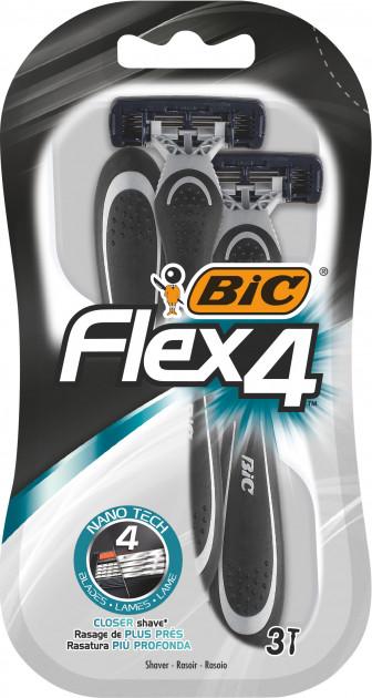 Станки для бриття ВІС 4 Flex 4 3шт