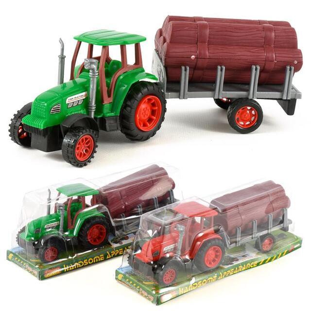 Трактор інерційний 0488-7
