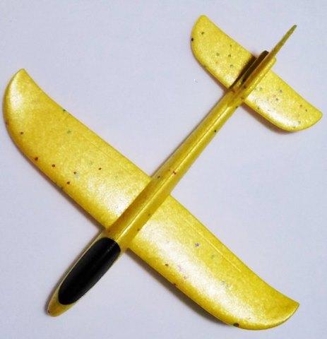 Літак-бумеранг пінопластовий
