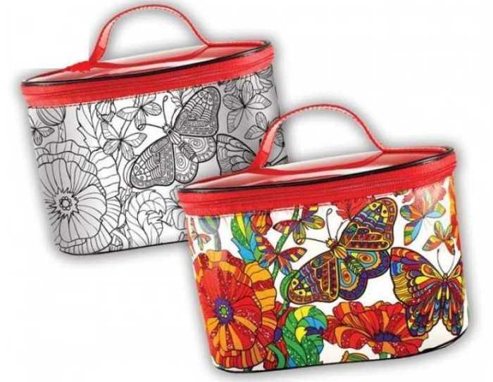 Косметичка-розмальовка My Color Case COC-01-01U-06U