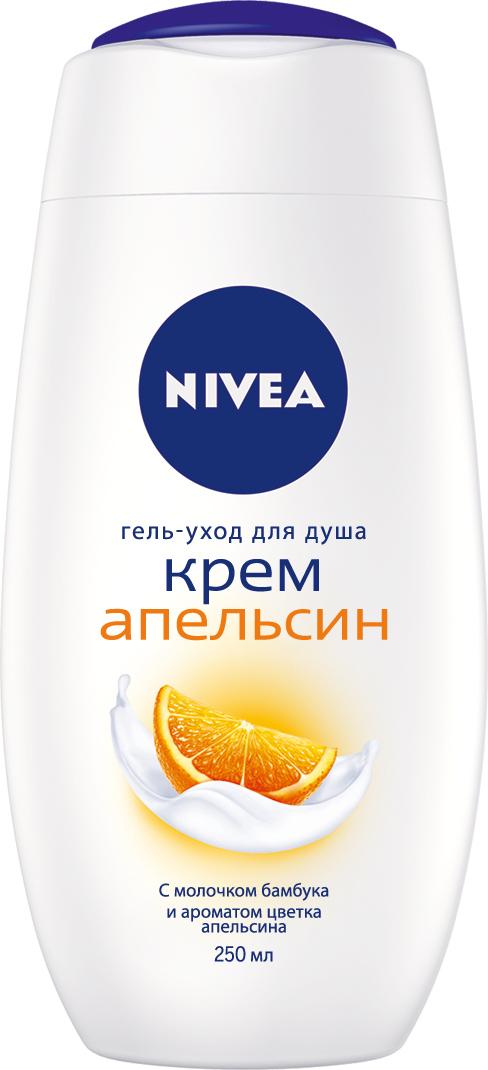 Крем-гель для душу NIVEA Апельсин 250мл