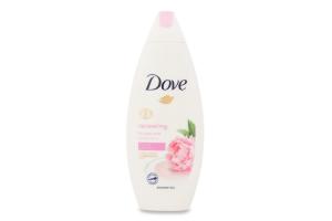 Крем-гель для душу Dove Півонія та трояндова олія 250мл