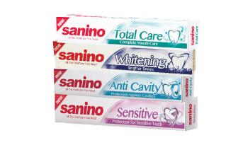 Зубна паста Sanino 100мл