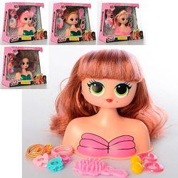Лялька OМО голова для зачісок