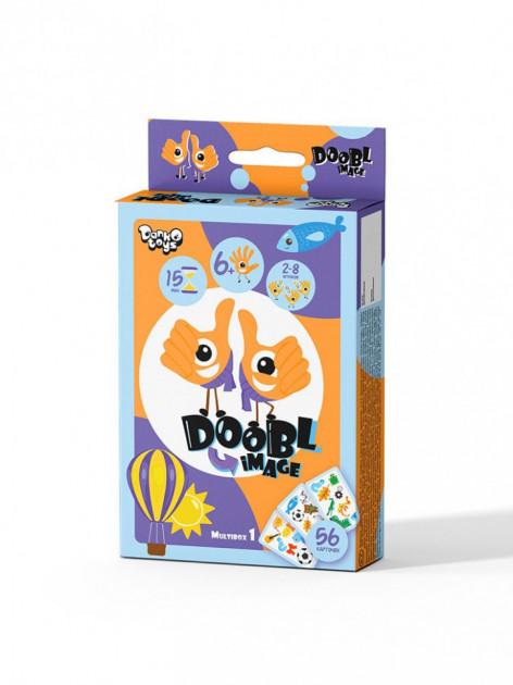 Гра настільна розважальна DOOBL IMAGE міні DBI-02-01