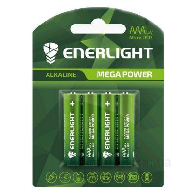 Батарейки ENERLIGHT MEGA POWER R3 4шт