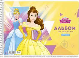Альбом для малювання 12 арк скоба 902010 Leader Disney