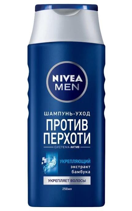 Шампунь NIVEA MEN Проти лупи Укріплюючий 250мл