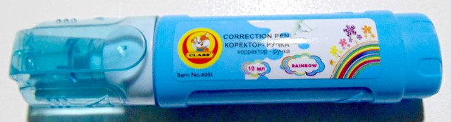 Коректор ручка 4951 Class