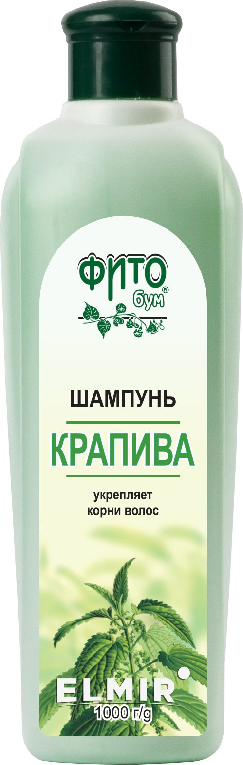 Шампунь Фітобум Кропива 1000г