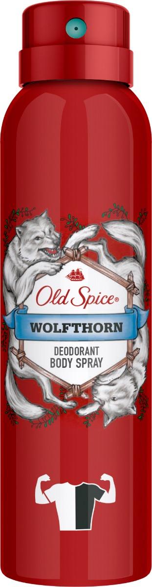 Антиперспірант спрей OLD SPICE Wolfthorn 150мл