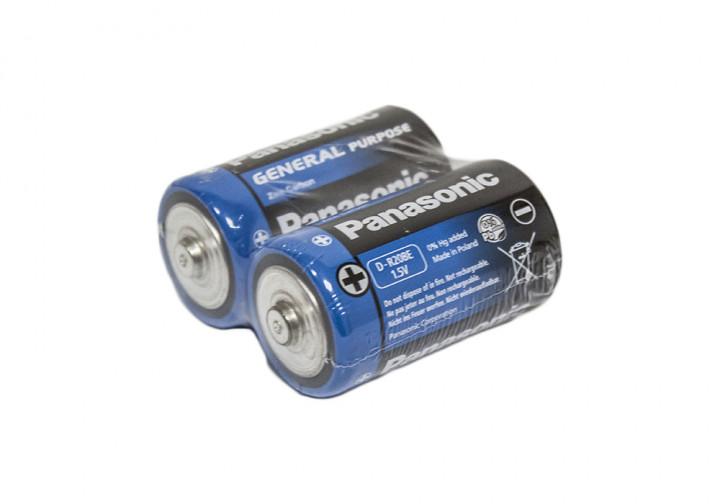 Батарейки Panasonic R20 2шт