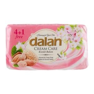 Мило туалетне Dalan Cream 125г асорті