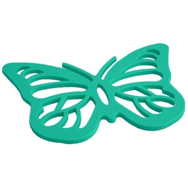 Підставка під гаряче силікон Метелик 0633
