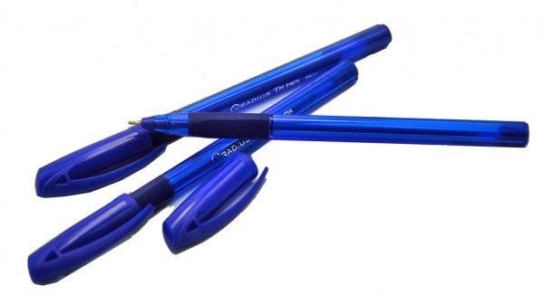 Ручка кулькова Tri Flex TT синя Radius