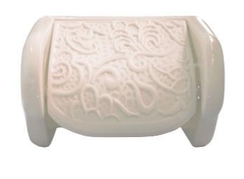 Тримач для туалетного паперу бежевий 376-2LF