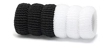 Резинка чорно-біла 15708/B1955-55R2-26C