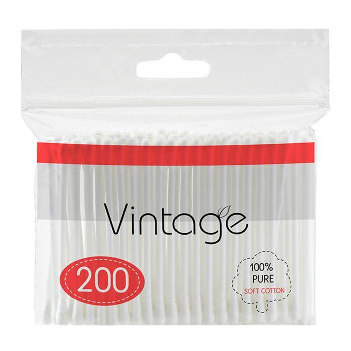 Ватні палички Vintage 200 в пак