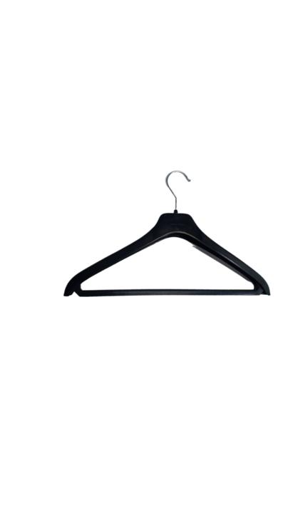 Вішак пластиковий для одягу з перекладиною P1