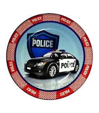 Тарілки Поліція F181814