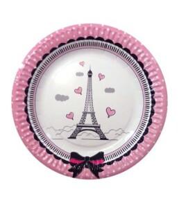 Тарілки Париж F181813. Фото 2