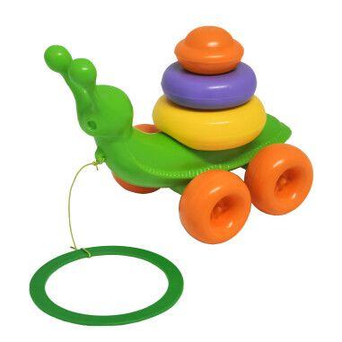 Розвиваюча іграшка Равлик 39770