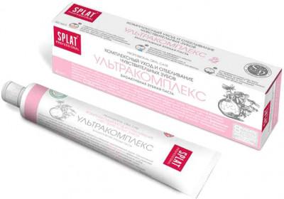 Зубна паста Splat Professional Ultracomplex 40мл