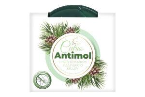 Засіб від молі з ароматом кедра Antimol sun lux 20г
