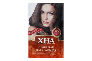 Фарба для волосся Fito косметик Хна іранська натуральна 25г