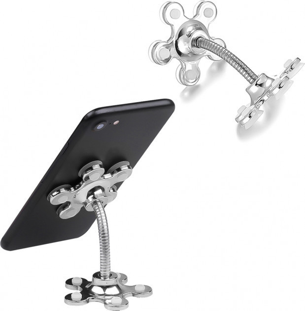 Тримач для телефону з присосками