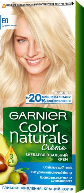 Фарба для волосся Garnier Color Супер-освітлювальний Е0 110 мл