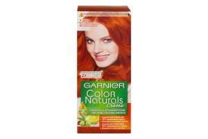 Фарба для волосся Garnier Color Вогненний мідний 7.40 110 мл