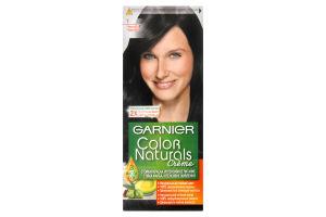 Фарба для волосся Garnier Color Naturals Чорний 1 110 мл