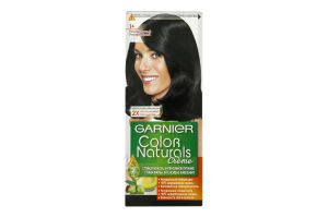 Фарба для волосся Garnier Color Naturals Ультрачорний 1+ 110 мл