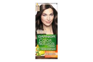 Фарба для волосся Garnier Color Naturals Світло-каштановий 5,132 110 мл