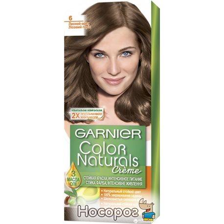 Фарба для волосся Garnier Color Naturals Лісовий горіх 6 110 мл