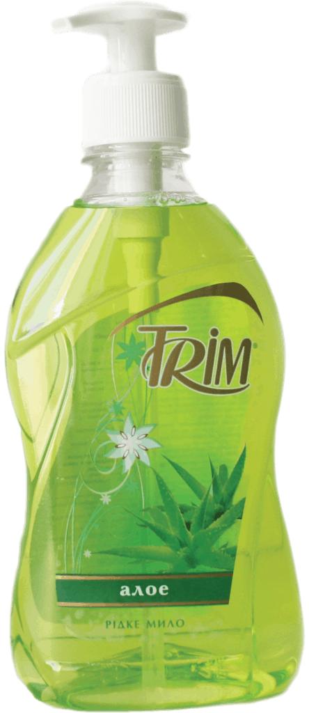 Мило рідке Trim в асортименті 400мл запаска
