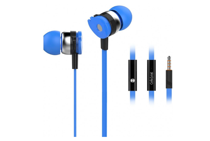 Навушники Celebrat D1 Blue