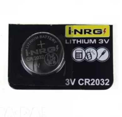 Батарейка 1шт i-NRG CR 2032