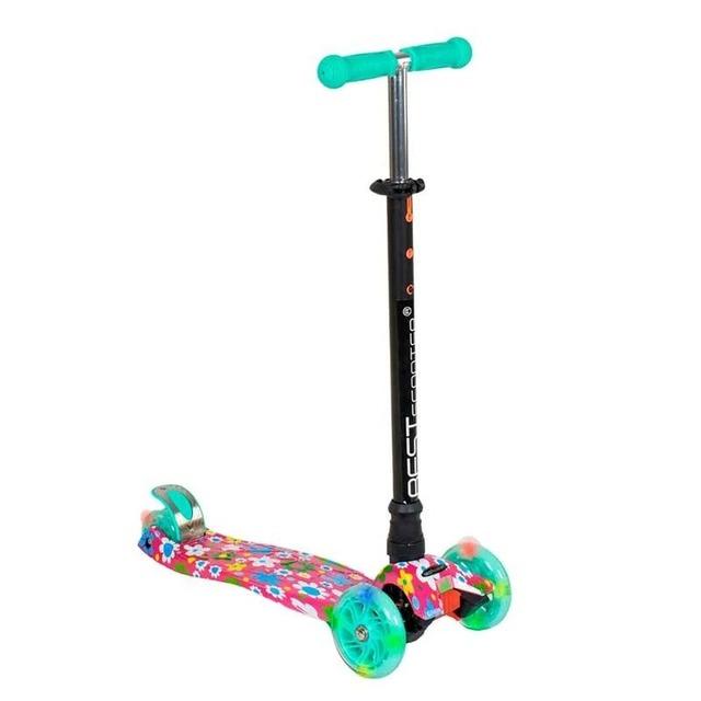 Самокат А 25600 /779-1343  Maxi Best Scooter
