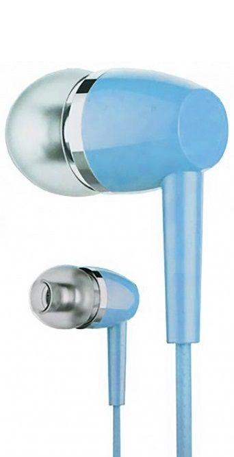 Навушники Champ Y6 Blue