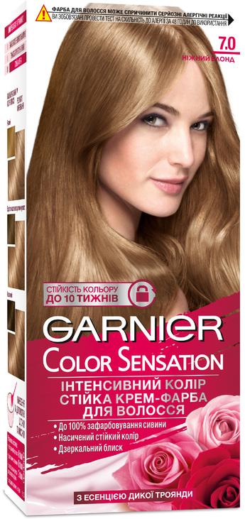 Фарба для волосся Сенсейшен Колор 7,0
